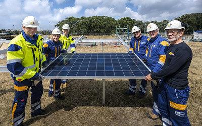 Bouw mee aan zonneparken